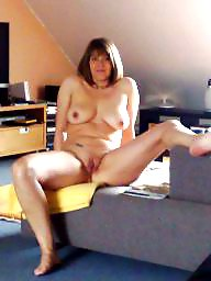 German, Amateur, German mature, German milf, Sexy, Mature wife