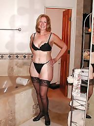 Whore, Sharing, Shared, Stocking mature, Mature whore, Milf stocking