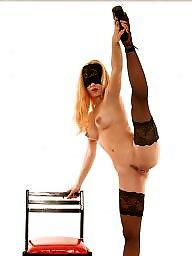 Dance, Student, Striptease, Mask, Dancing