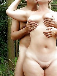 Granny outdoor, Mature outdoor, Outdoor, Grannies, Amateur mature, Granny