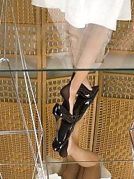 Upskirts, Upskirt stockings
