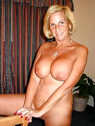 Grandma, Granny boobs, Big granny, Granny big boobs, Swing, Mature blonde