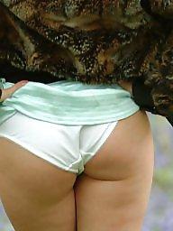 Panties, Panty, Upskirts, Pantie, Mature panties, White