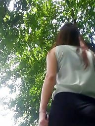 Hidden, Spy, Romanian, Upskirt teen