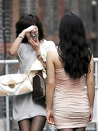 Chinese, Public voyeur, Pretty, Public asian, Chinese girl
