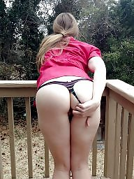 Panties, Pantie, Amateurs, Thongs, Asses, Panty asses