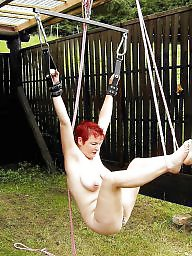 Torture, Slave, Mature bdsm, Mature tits, Mature slave, Slaves
