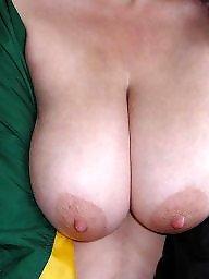 Tits, Amateur big tits, Curved
