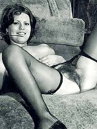 Vintage mature, Vintage amateurs