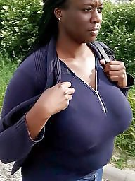 African, Small, Huge boobs, A bra, Huge, Huge bra