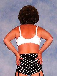 A bra, Amateur panties