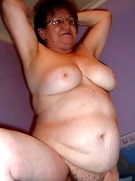 Saggy tits, Saggy, Hairy granny, Granny tits, Granny boobs, Granny hairy