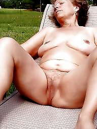 Sunbathing, Public mature, Mature public, Wives, Public matures