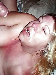 Facial, Mature facial, Moms, Bbw facial, Mature moms, Bbw mom