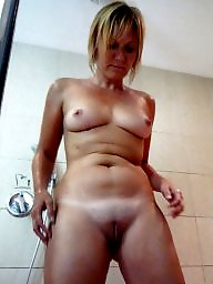 Bathroom, Shower, Mature wife, Showers, Mature wife shower, Mature shower