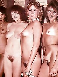 Vintage, Amateur, Lady