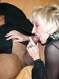 Granny blowjob, Cock, Suck, Sucking, Mature blowjob, Mature granny