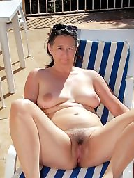 Nudist, Nudists, Public beach, Milf flashing, Beach milf