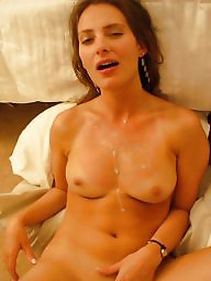 Facials, Exposed, Milf facial