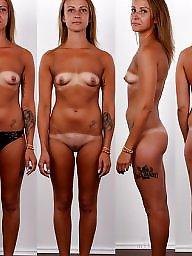 Dressed undressed, Dressed, Undressing, Undressed, Dressed and undressed, Dresses undressed