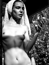 Tits, Art, Female, Body