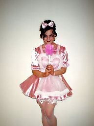 Sissy, Maid, Pink, Maids