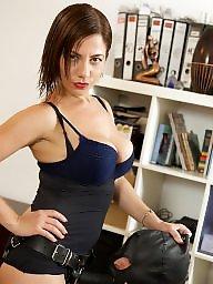 Mistress, Femdom, Big boobs