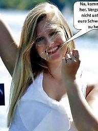 Captions, German captions, Caption, German, German caption, German amateur