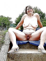 Outdoor, Hairy pussy, Outdoors, Open, Public nudity, Coat
