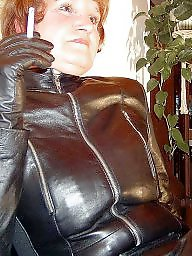 Latex, Mature, Boots, Pvc, Leather, Mature latex
