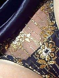 Knickers, Upskirt stockings