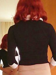 Sissy, Secretary, Redheads