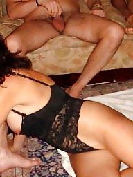 Swinger, Swingers, Group, Lady, Milf sex