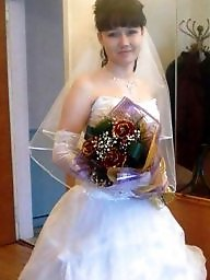 Bride, Young, Dress, Private, Brides, Amateur teen