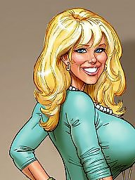 Milf cartoon, Milf cartoons, Cartoon milf