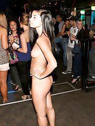 Nude teen, Night clubs