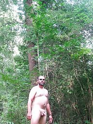 Wood, Walking, Woods, The public, Public nudity, Public mature