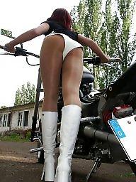 Pantyhose, Ups