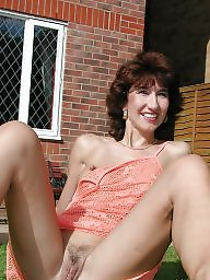 Mature, Mature stockings, Milf stocking, Stocking milf