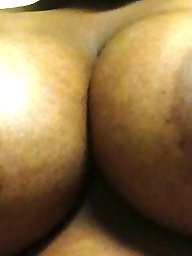 Ebony, Amateur tits