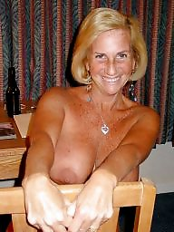 Grandma, Big granny, Granny boobs, Blonde mature, Mature blonde, Mature big boobs