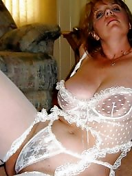 Milf stockings, Milf amateur