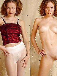 Undressed, Dressed undressed, Undress, Undressing, Teen dress, Dress undress