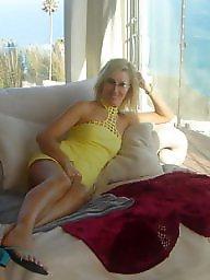Blonde mature, Mature blonde, Blond mature