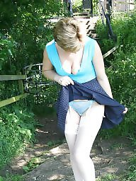 Stocking, Uk mature, Mature uk, Amateur stockings