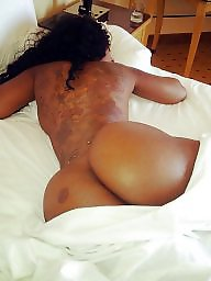 Ebony ass, Woman, Womanly