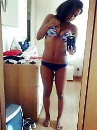 Bikini, Beach, Italian, Girl, Teen bikini, Amateur bikini