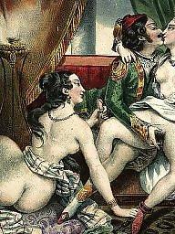 Art, X art, Vintage sex