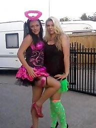 Dress, Funny, Dressed, Dressing, Slut dress