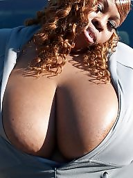Ebony, Black, Black bbw, Bbw boobs, Bbw black
